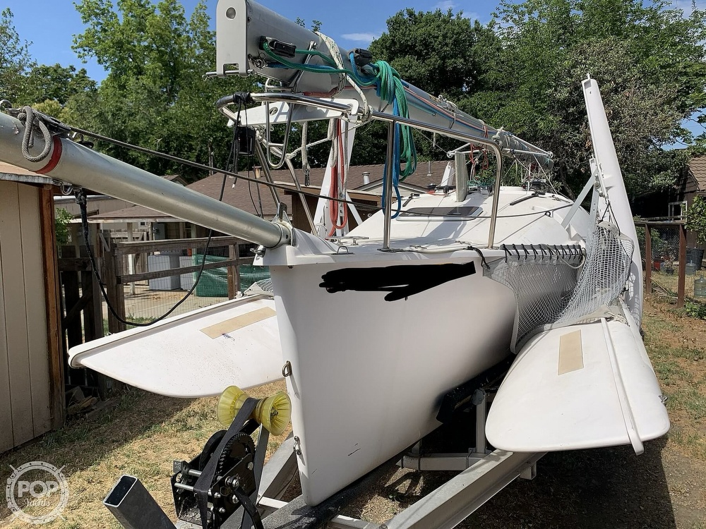 2009 Corsair Marine boat for sale, model of the boat is 750 Sprint & Image # 18 of 40