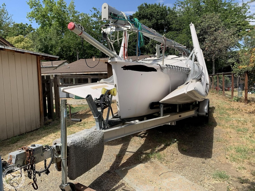 2009 Corsair Marine boat for sale, model of the boat is 750 Sprint & Image # 19 of 40