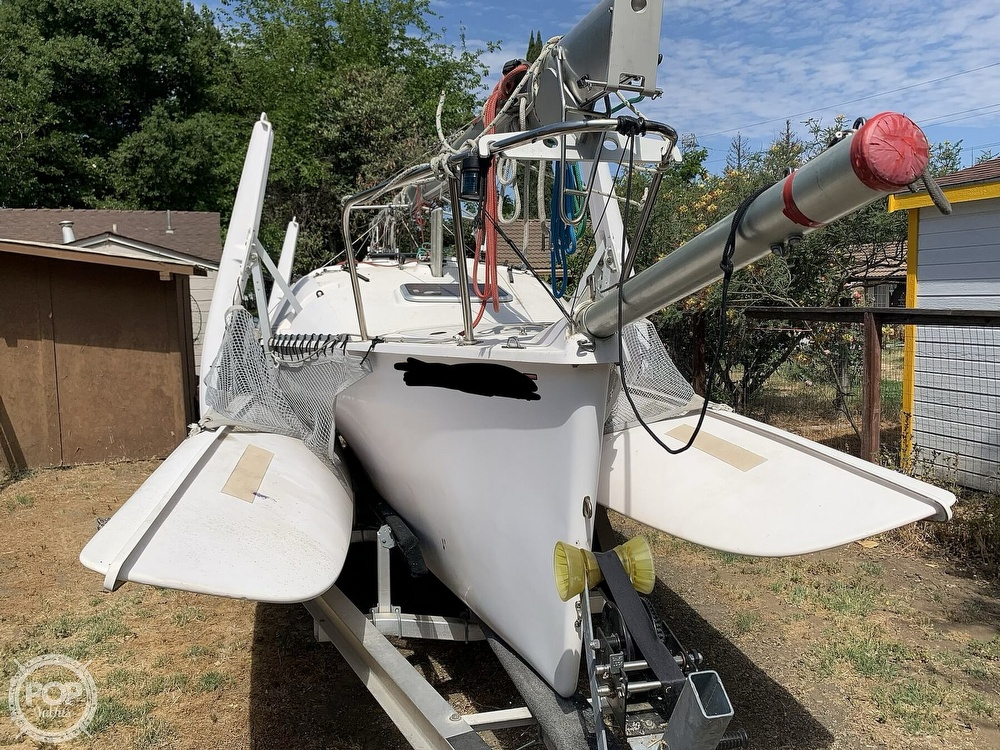 2009 Corsair Marine boat for sale, model of the boat is 750 Sprint & Image # 20 of 40