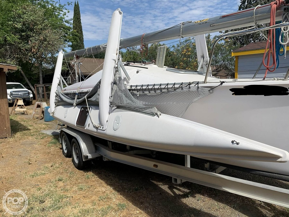 2009 Corsair Marine boat for sale, model of the boat is 750 Sprint & Image # 21 of 40