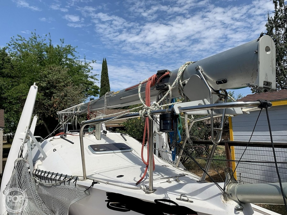 2009 Corsair Marine boat for sale, model of the boat is 750 Sprint & Image # 22 of 40