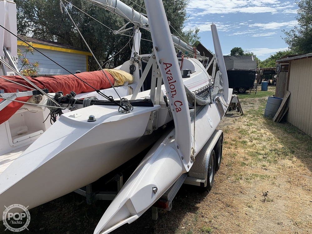 2009 Corsair Marine boat for sale, model of the boat is 750 Sprint & Image # 23 of 40