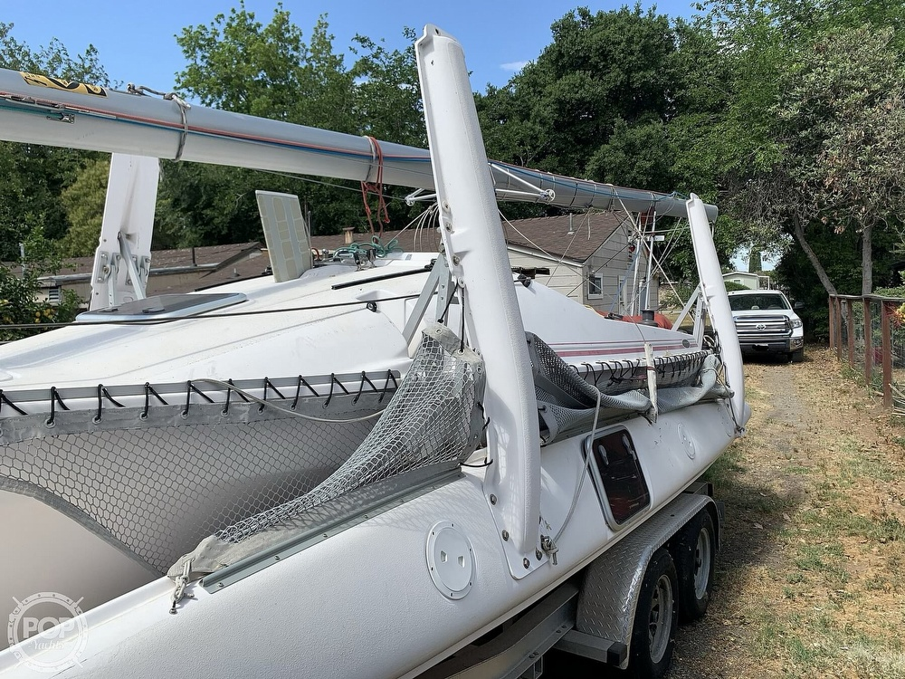 2009 Corsair Marine boat for sale, model of the boat is 750 Sprint & Image # 28 of 40