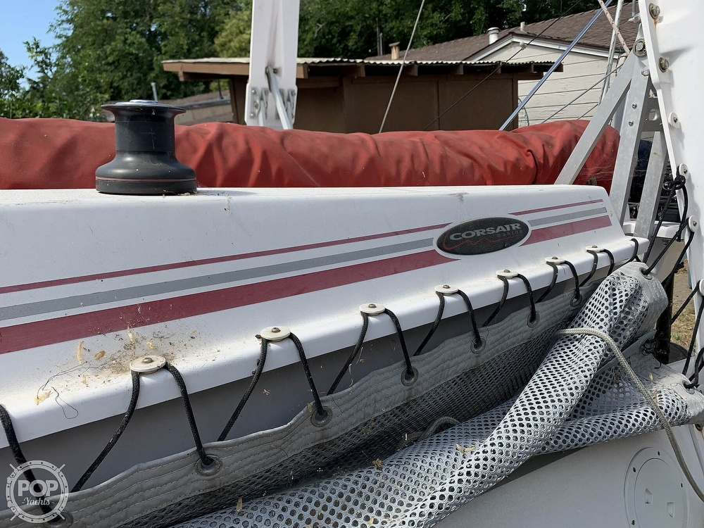 2009 Corsair Marine boat for sale, model of the boat is 750 Sprint & Image # 31 of 40