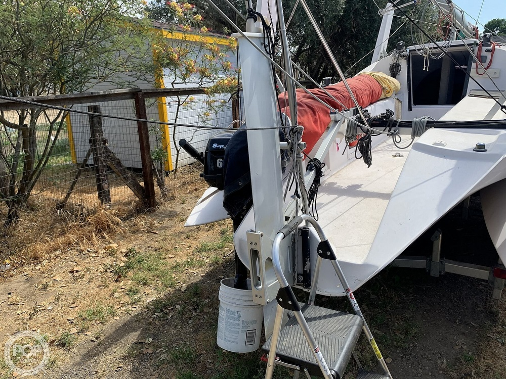 2009 Corsair Marine boat for sale, model of the boat is 750 Sprint & Image # 37 of 40