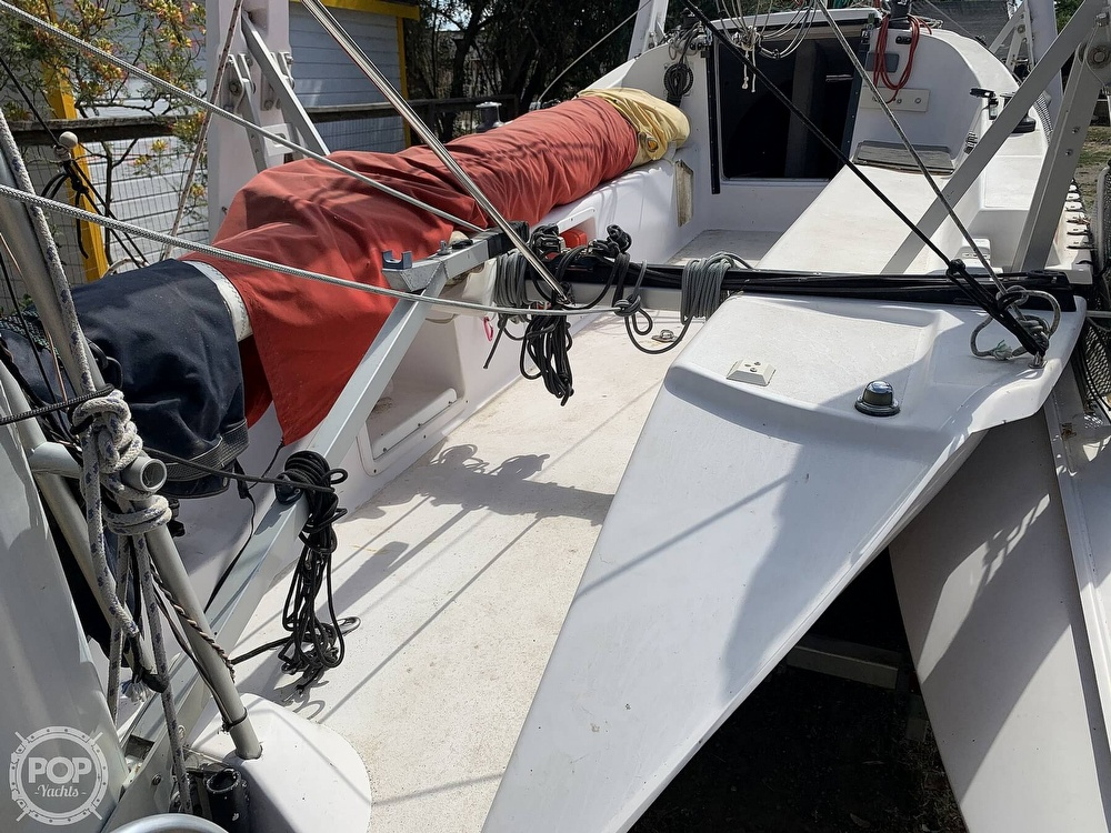 2009 Corsair Marine boat for sale, model of the boat is 750 Sprint & Image # 38 of 40