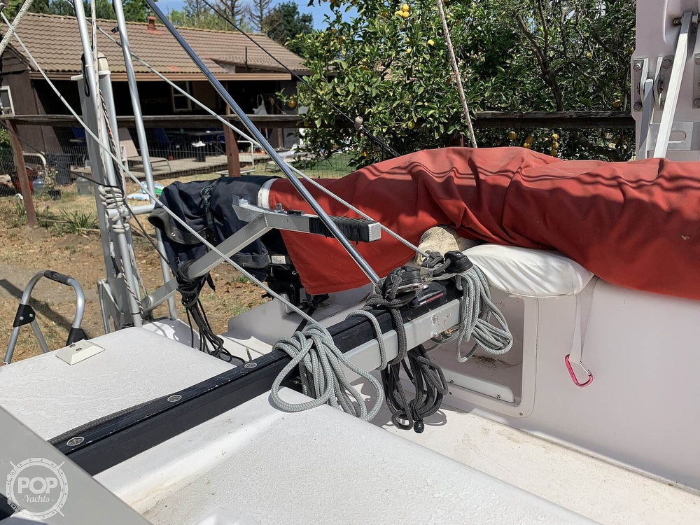 2009 Corsair Marine boat for sale, model of the boat is 750 Sprint & Image # 39 of 40