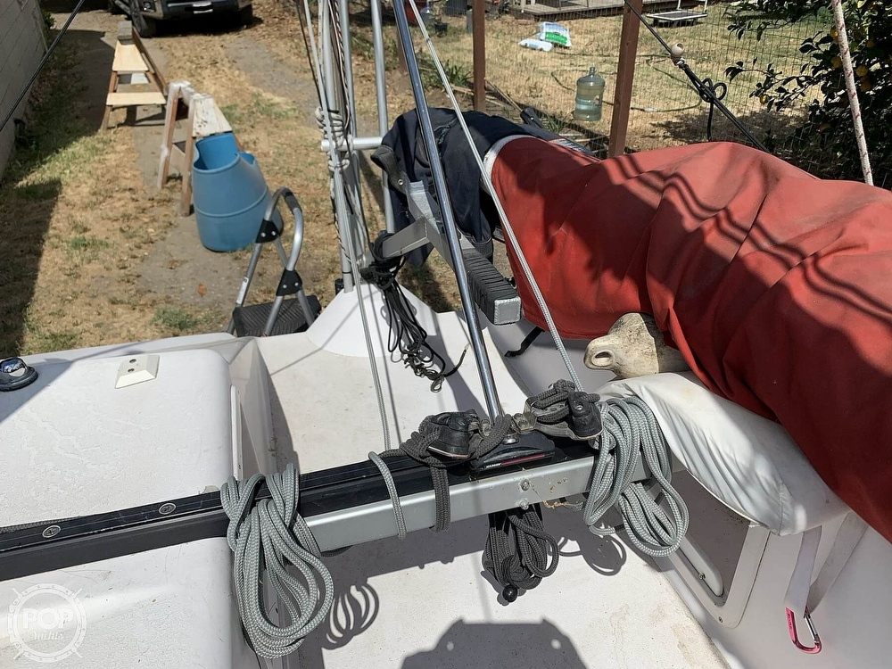 2009 Corsair Marine boat for sale, model of the boat is 750 Sprint & Image # 40 of 40