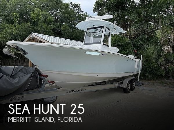 Used Boats For Sale in Deltona, Florida by owner | 2019 Sea Hunt Gamefish 25