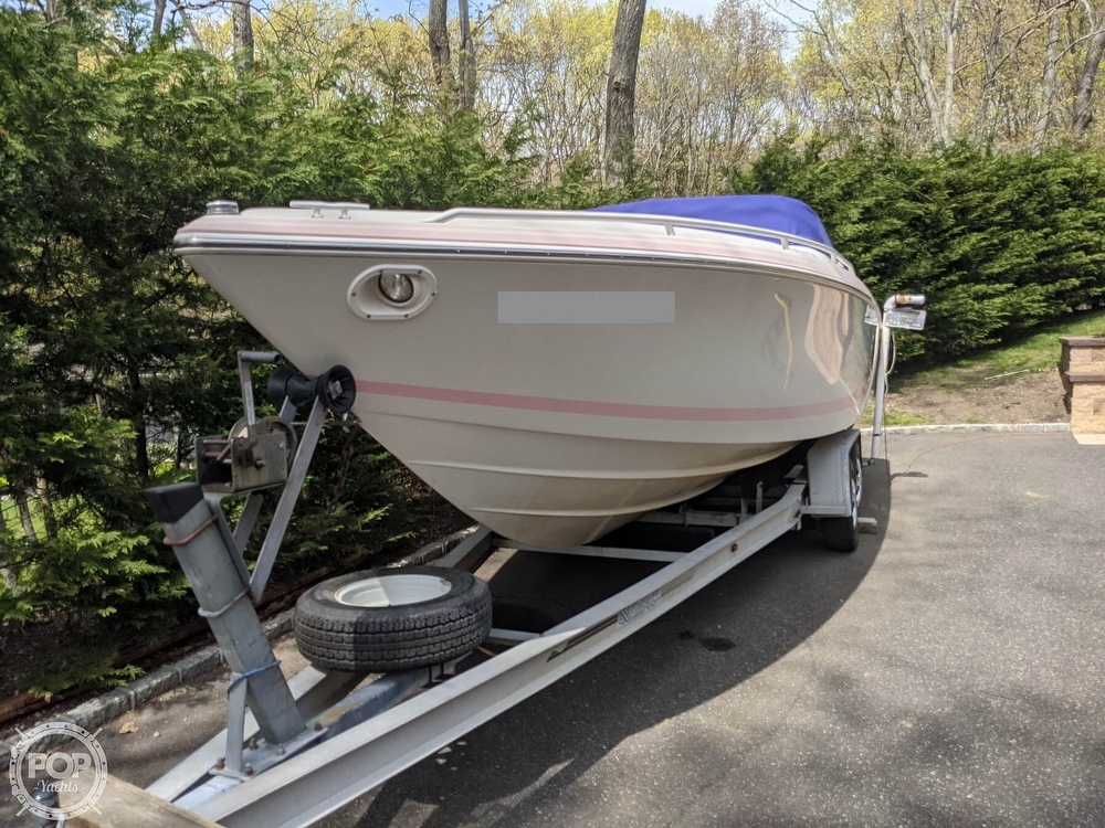 1993 Powerquest boat for sale, model of the boat is Legend 257 XL & Image # 10 of 40