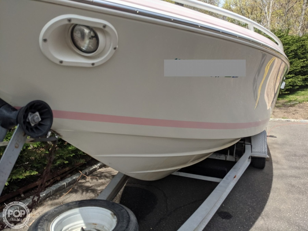 1993 Powerquest boat for sale, model of the boat is Legend 257 XL & Image # 11 of 40