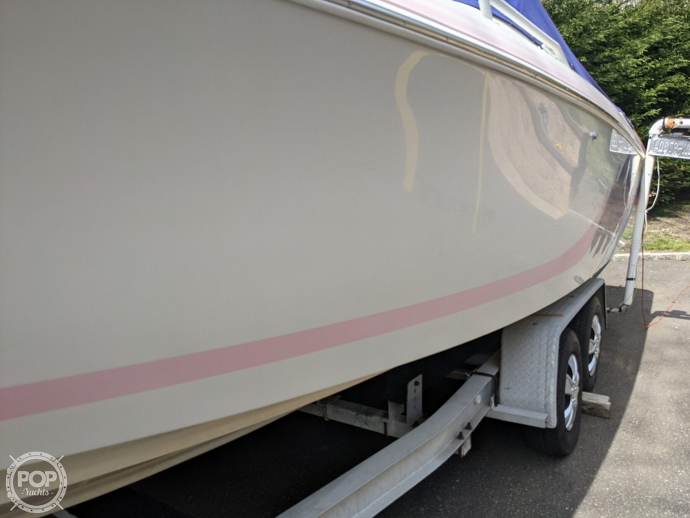 1993 Powerquest boat for sale, model of the boat is Legend 257 XL & Image # 13 of 40