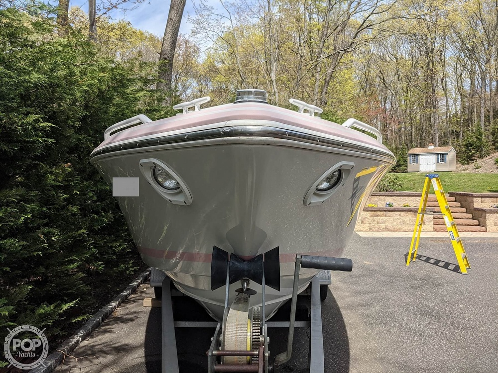 1993 Powerquest boat for sale, model of the boat is Legend 257 XL & Image # 18 of 40