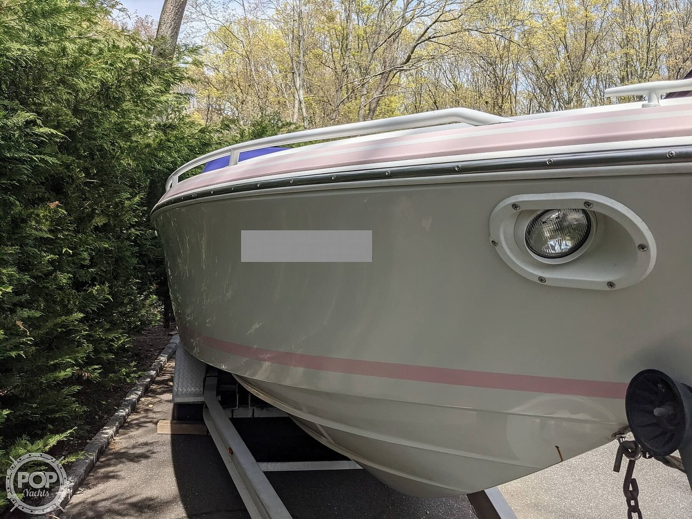 1993 Powerquest boat for sale, model of the boat is Legend 257 XL & Image # 19 of 40