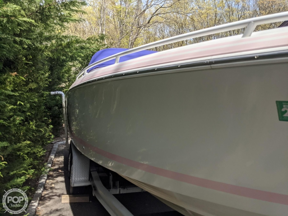 1993 Powerquest boat for sale, model of the boat is Legend 257 XL & Image # 20 of 40