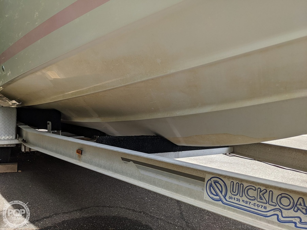 1993 Powerquest boat for sale, model of the boat is Legend 257 XL & Image # 23 of 40