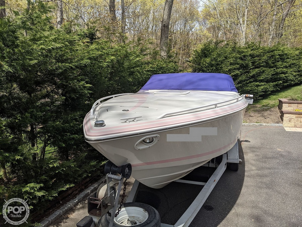 1993 Powerquest boat for sale, model of the boat is Legend 257 XL & Image # 27 of 40