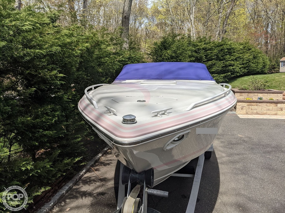 1993 Powerquest boat for sale, model of the boat is Legend 257 XL & Image # 3 of 40