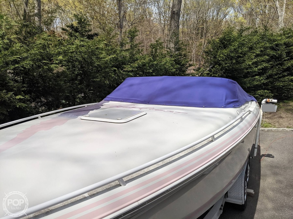 1993 Powerquest boat for sale, model of the boat is Legend 257 XL & Image # 28 of 40