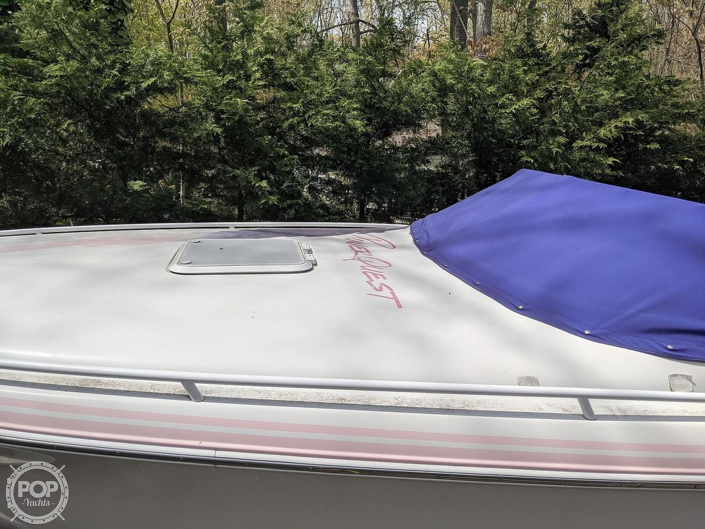 1993 Powerquest boat for sale, model of the boat is Legend 257 XL & Image # 31 of 40