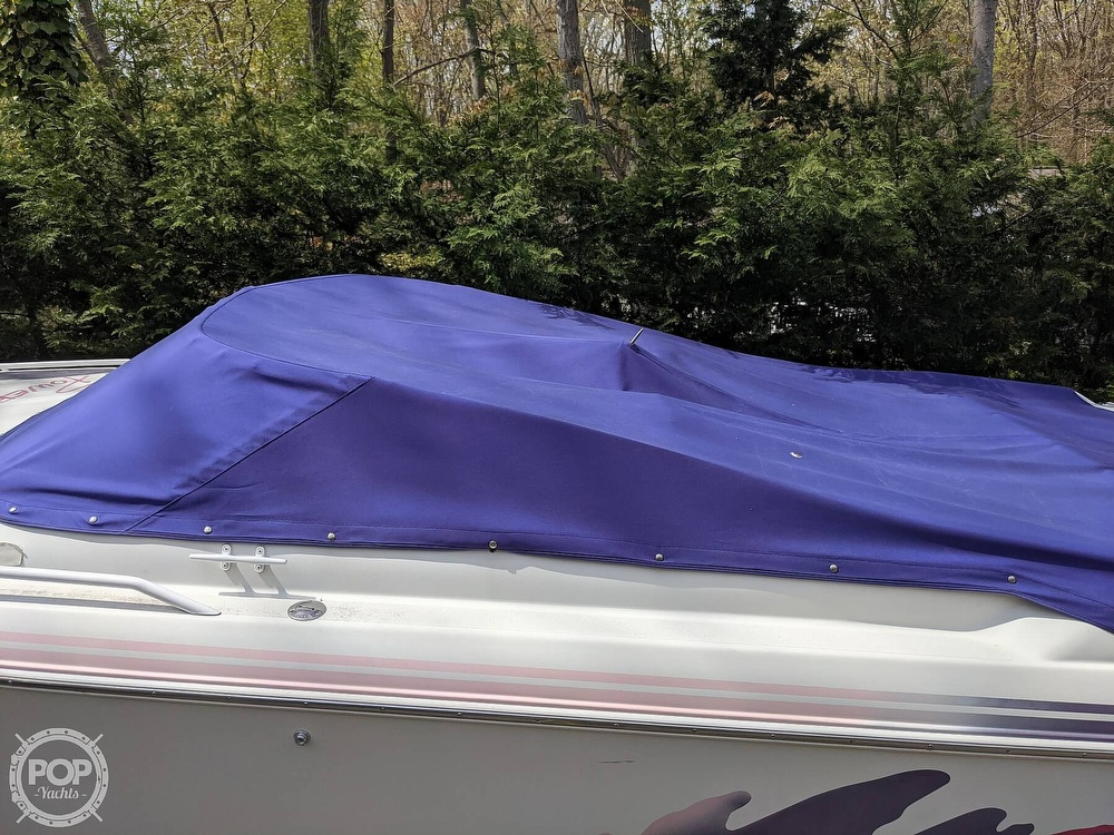 1993 Powerquest boat for sale, model of the boat is Legend 257 XL & Image # 32 of 40
