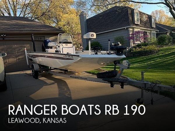 Used Boats For Sale in Kansas by owner | 2018 Ranger Boats RB 190