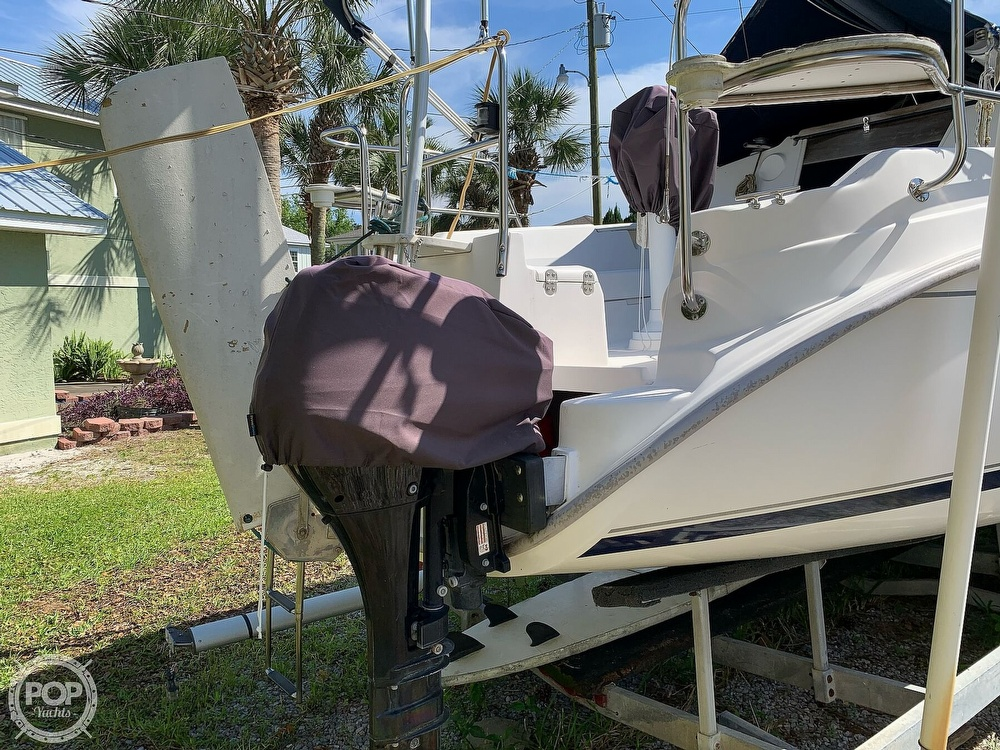 2002 Hunter boat for sale, model of the boat is 260 & Image # 10 of 40