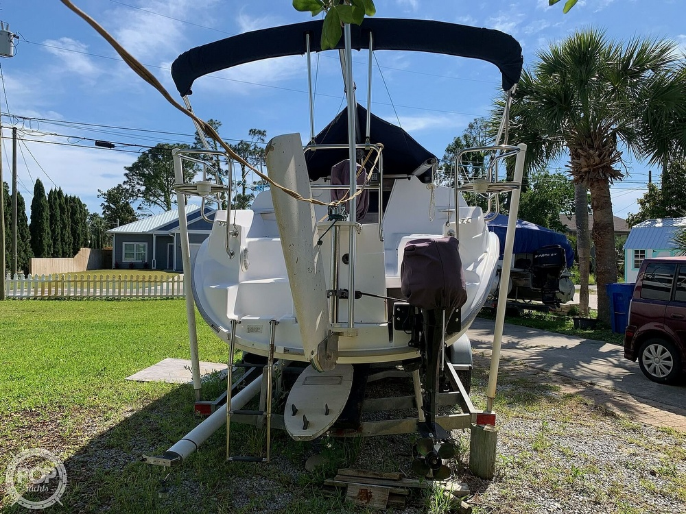 2002 Hunter boat for sale, model of the boat is 260 & Image # 12 of 40