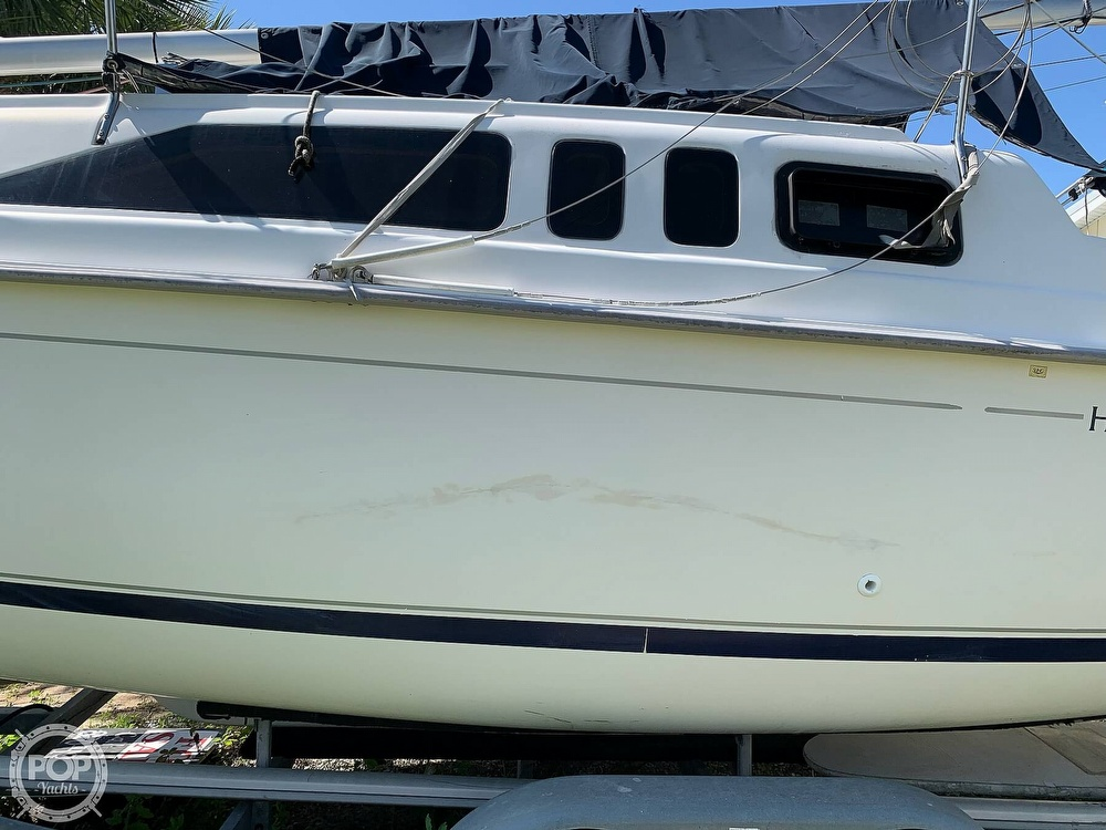 2002 Hunter boat for sale, model of the boat is 260 & Image # 18 of 40