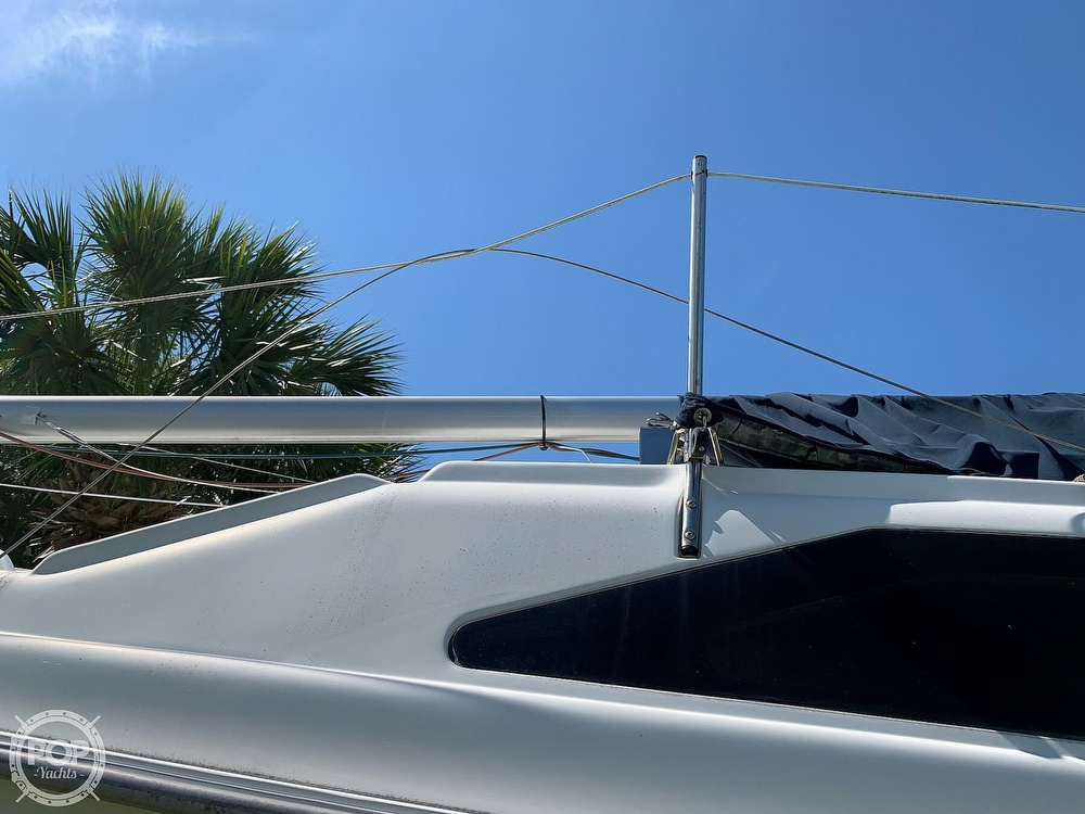 2002 Hunter boat for sale, model of the boat is 260 & Image # 21 of 40