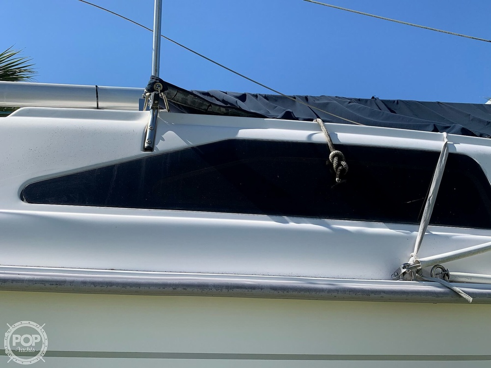 2002 Hunter boat for sale, model of the boat is 260 & Image # 22 of 40