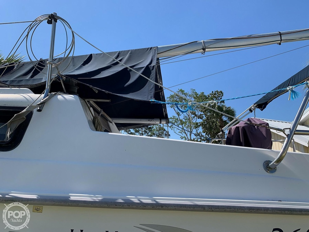 2002 Hunter boat for sale, model of the boat is 260 & Image # 24 of 40