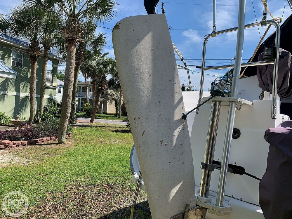 2002 Hunter boat for sale, model of the boat is 260 & Image # 32 of 40