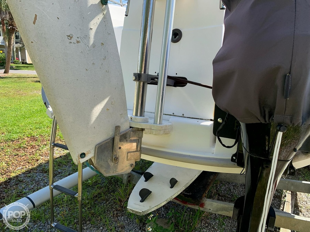 2002 Hunter boat for sale, model of the boat is 260 & Image # 33 of 40