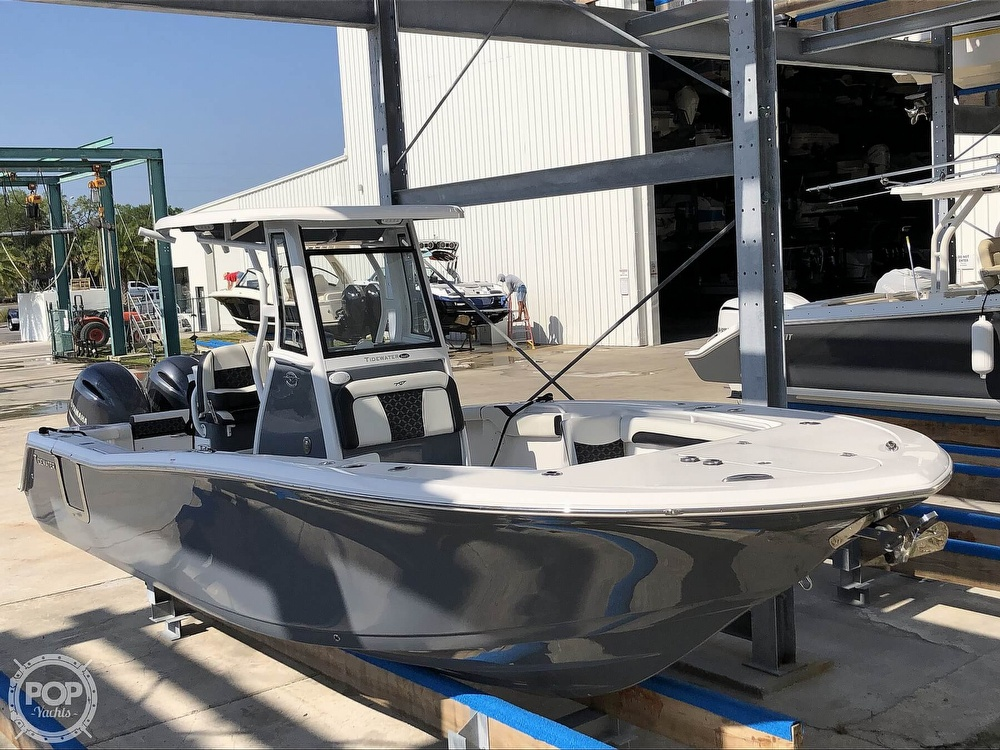 2021 Tidewater boat for sale, model of the boat is 256 CC Adventure & Image # 3 of 40