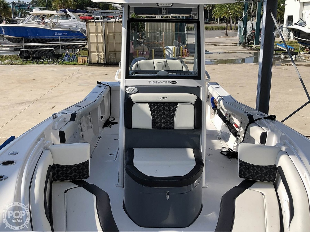 2021 Tidewater boat for sale, model of the boat is 256 CC Adventure & Image # 8 of 40
