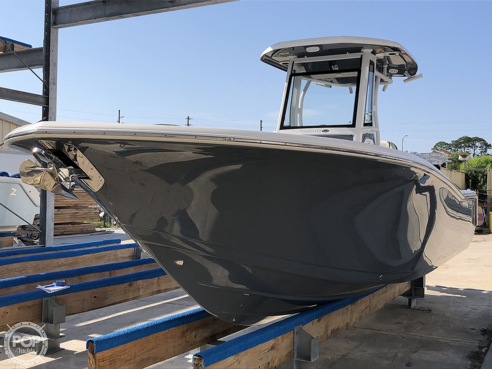2021 Tidewater boat for sale, model of the boat is 256 CC Adventure & Image # 9 of 40