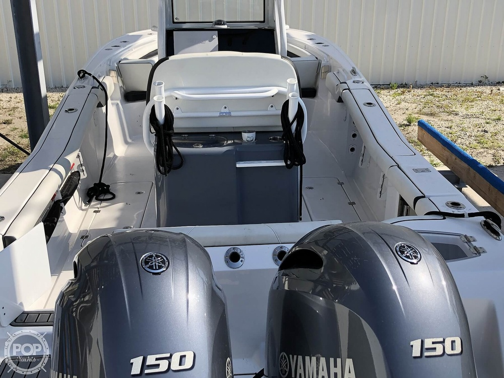 2021 Tidewater boat for sale, model of the boat is 256 CC Adventure & Image # 10 of 40