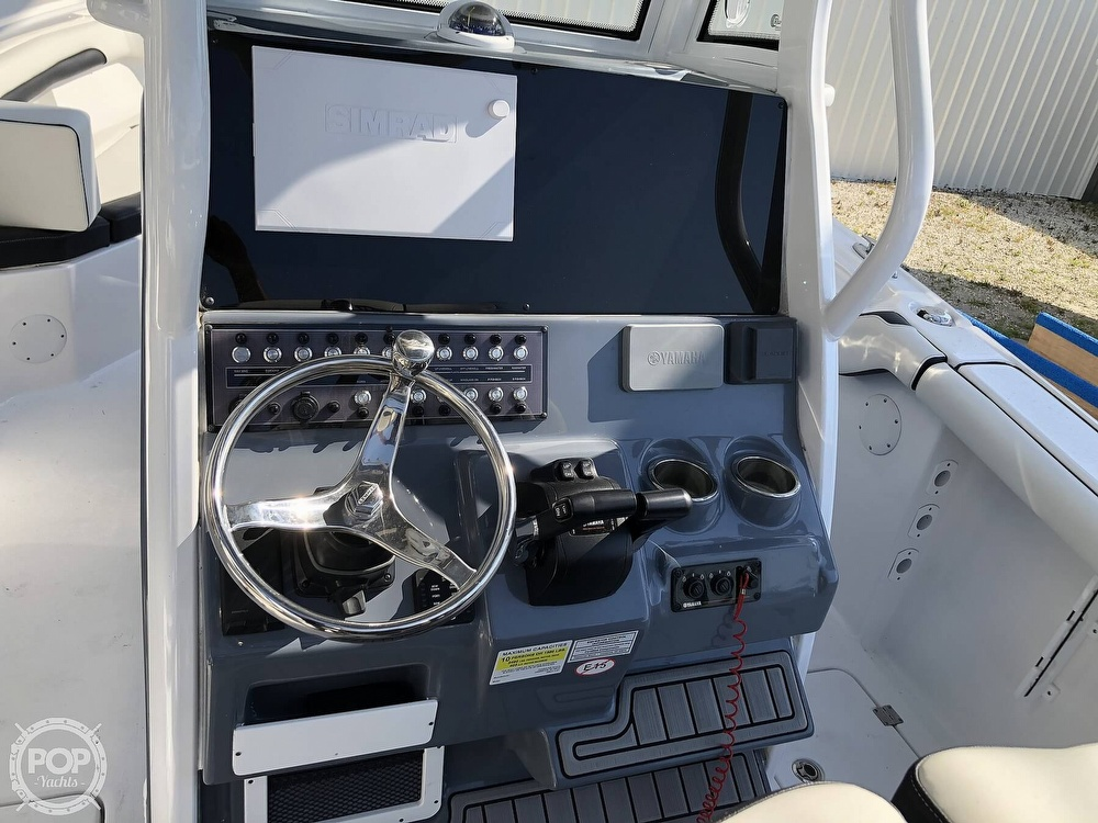 2021 Tidewater boat for sale, model of the boat is 256 CC Adventure & Image # 13 of 40