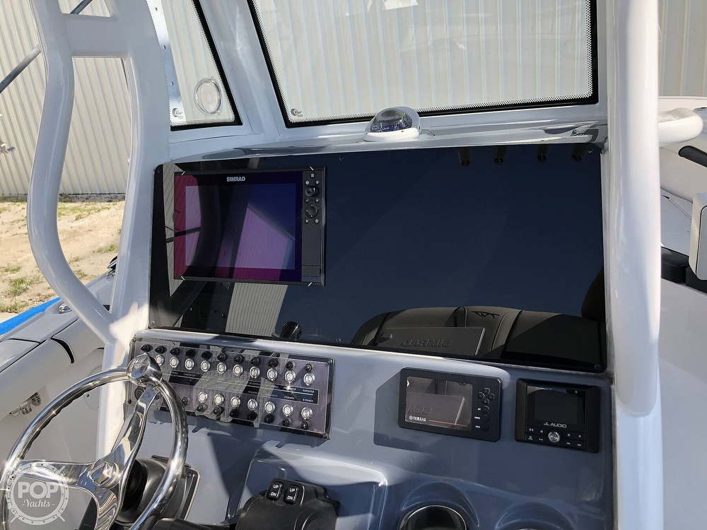 2021 Tidewater boat for sale, model of the boat is 256 CC Adventure & Image # 4 of 40