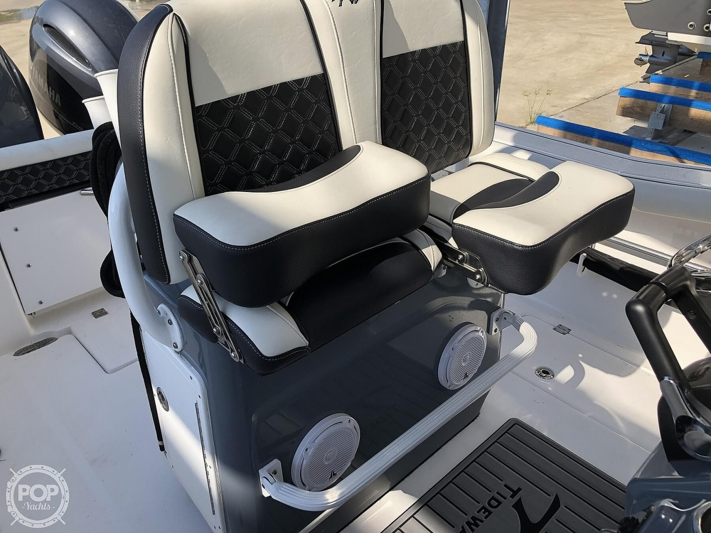2021 Tidewater boat for sale, model of the boat is 256 CC Adventure & Image # 16 of 40