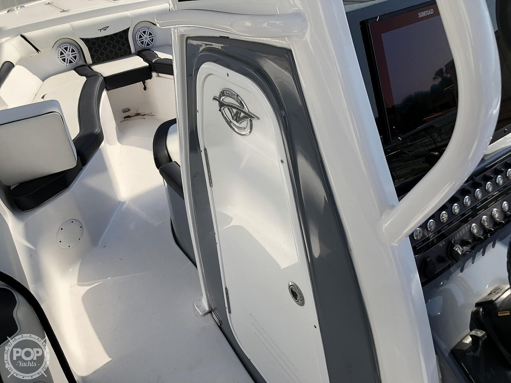 2021 Tidewater boat for sale, model of the boat is 256 CC Adventure & Image # 28 of 40