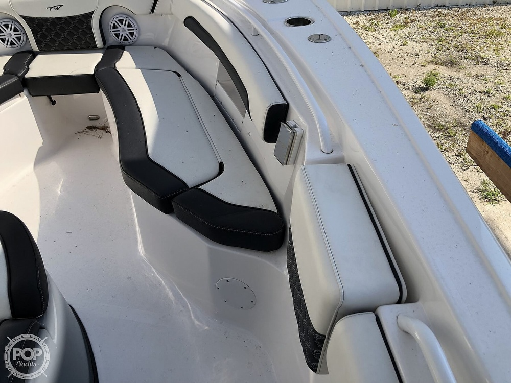 2021 Tidewater boat for sale, model of the boat is 256 CC Adventure & Image # 34 of 40