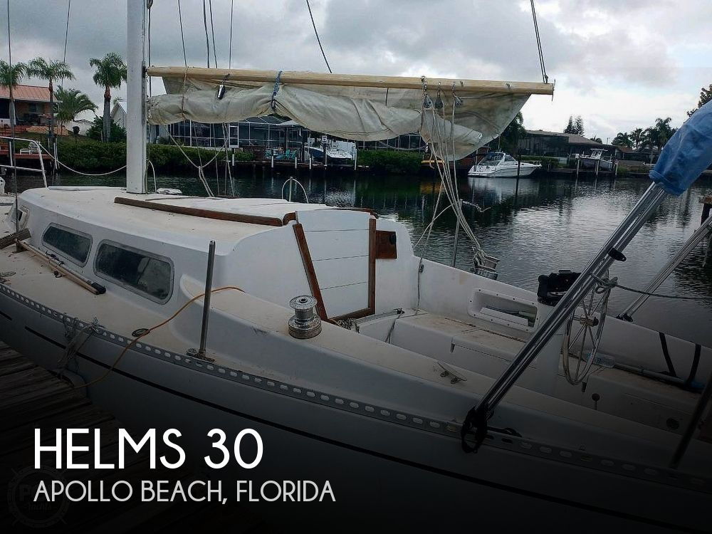 Used Helms Boats For Sale by owner | 1968 Helms 30