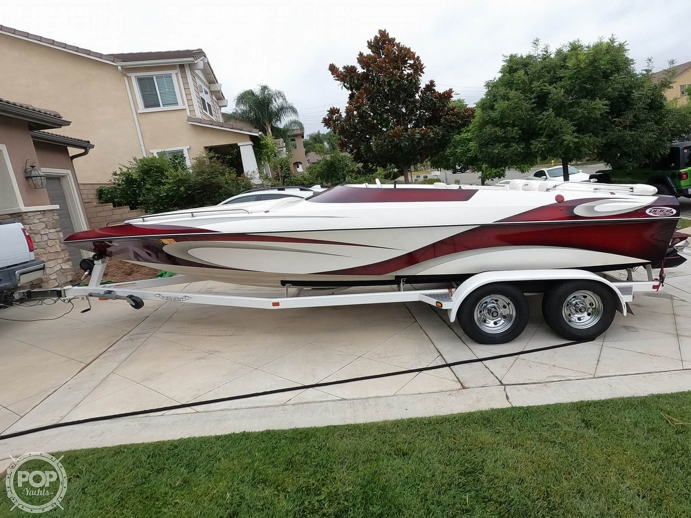 2004 Ultra boat for sale, model of the boat is 23 XS & Image # 4 of 40
