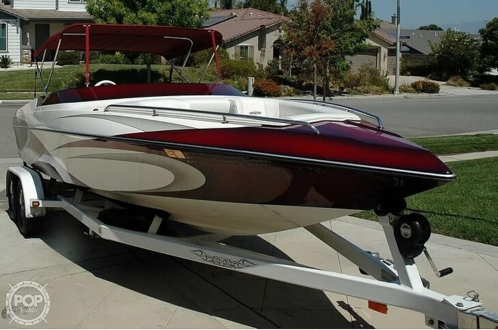 2004 Ultra boat for sale, model of the boat is 23 XS & Image # 30 of 40