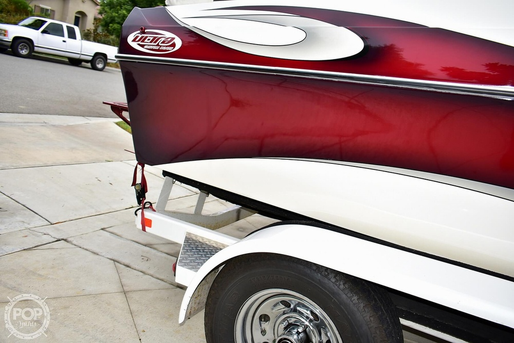 2004 Ultra boat for sale, model of the boat is 23 XS & Image # 36 of 40