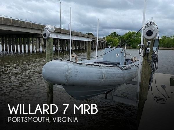 Used Willard Boats For Sale by owner | 1996 Willard 7 MRB