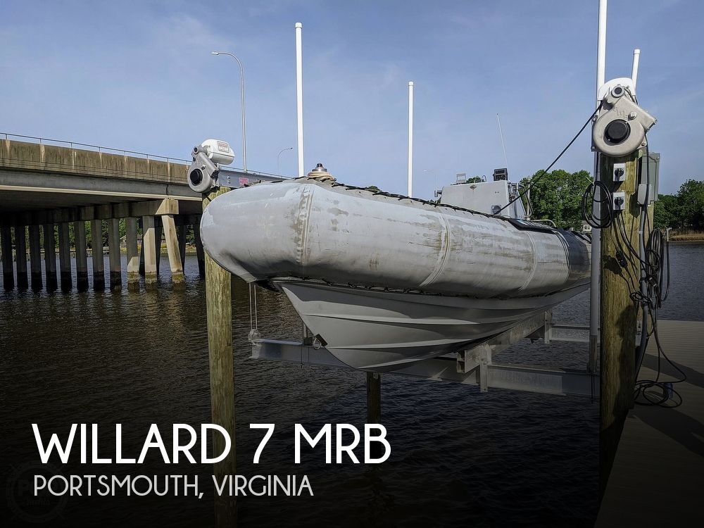 1995 Willard boat for sale, model of the boat is 7 MRB & Image # 1 of 40