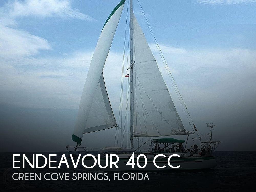 1985 ENDEAVOUR 40 CC for sale